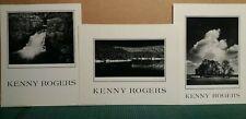 Kenny Rodgers Photo Prints X 3