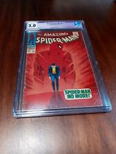 Amazing Spiderman 50 CGC 3.0 Kingpin Resto