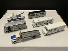 Road Champs Swat Usps Flat Bed Tow Truck Rv Lot