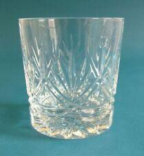 Tumbler Clear Edinburgh Crystal & Cut Glass