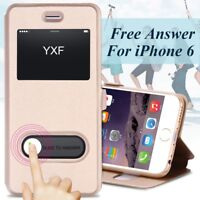 Magnetic Leather Stand Holder Wallet Flip Case Cover for Samsung Galaxy Phones
