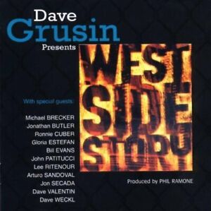 CD Dave Grusin presents WEST SIDE STORY