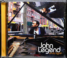 Once Again by John Legend [Canada - G.O.O.D/Sony - Contemporary R&B 2006] - NM/M