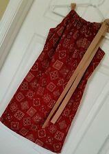 Kids Children Clothing Girls Pillowcase Dress. Handmade size 7. Summer dress