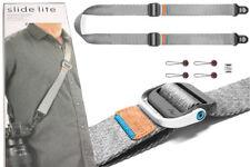 Peak Design SlideLITE Camera Strap (Ash) SLL-AS-3 - 2018 New Version