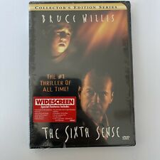 The Sixth Sense New Dvd Ac-3 Dolby Digital Widescreen New Sealed