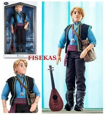 Disney Store Frozen Kristoff Limited Edition 5000 Collector 18 Doll Mandolin NEW