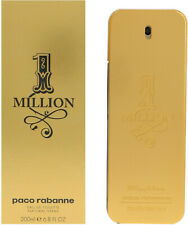 "12563018-1-c paco rabanne eau de toilette ""One Million"" 200ml nuevo"