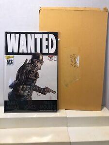 Wanted #1 Comic