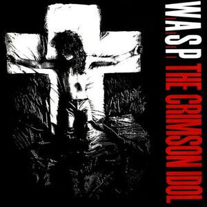 WASP - The Crimson Idol LP HEAVY METAL COLORED VINYL ALBUM - NEW W.A.S.P. RECORD