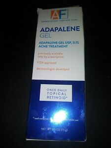 AF Adapalene Gel Treatment Exp 11/21
