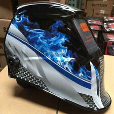 Solar Auto Darkening Welding Helmet Tig Mig Mask Grinding Protective Shield Tool