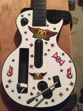 Wii Guitar Hero Gibson Wireless Controller Guitar