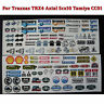 Logo Stickers Decal Decoration For Traxxas TRX4 Axial Scx10 Tamiya CC01 RC Car