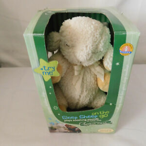 Cloud B Sleep Sheep On the Go Sound Machine Soothing Sounds for Baby New in Box