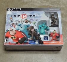 NEW Disney Infinity: Toy Box Starter Pack - Play Station 3 / PS3 FREE SHIPPING