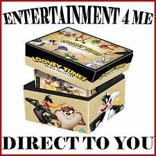 LOONEY TUNES GOLDEN COLLECTION - COMPLETE VOLUMES 1 - 6  *BRAND NEW DVD BOXSET *