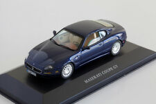 Maserati Coupe GT (Metallic Blue) - Dealers Edition - 1:43 made by IXO