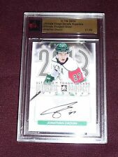 13-14 ITG Ultimate Jonathan Drouin Auto Tough Decade SUPERBOX 1/9 First 1/1 L@@K