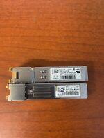 Cisco Genuine GLC-T 30-1410-03 V03 V02 Copper SFP Transceiver MOD. Free Shipping