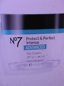 Boots No7 Protect & Perfect Intense ADVANCED Day Cream 50ml