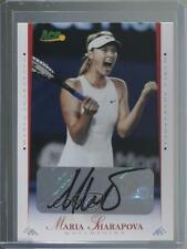 2008 Ace Authentic Matchpoint Platinum 1/1 Maria Sharapova #8 Auto
