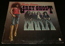 Ruby Starr & Grey Ghost LP Record 1975 First Pressing Southern Rock OOP VG+/VG+