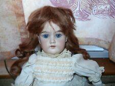 "Antique Armand Marseille AGM Florodora Germany Bisque Head Doll 20"""