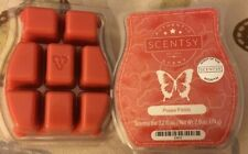 2 pack POPPY FIELDS Scentsy Bars NEW UNOPENED 2.6 oz bars FREE SHIPPING