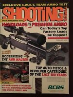 Shooting Times Feb 2000, Hand Loads Vs Premium Ammo, 7 MM Mauser