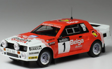 Toyota Celica Turbo Rally Haspengouw 1985 1/43 RAC282 IXO MODELS