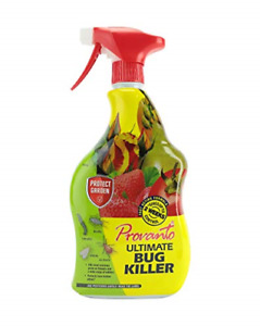 Provado 1 Litre Ultimate Bug Insect Pests Killer Control Insecticide Plants NEW