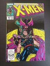Uncanny X-Men #257 Marvel 1990 1st appearance of Jubilee in Costume