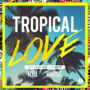 V.A.-TROPICAL LOVE 3 -THE BEST MIX OF SUMMER R&B ?~ HOUSE-JAPAN CD E20