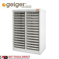 Geiger 30 Drawer Office Cabinet A4 A4230P Gamer