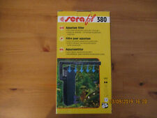 SERAFIL 380 AQUARIUM FILTER NEW IN BOX