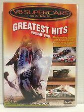V8 SUPERCARS ~ GREATEST HITS ~ VOLUME TWO ~ DVD