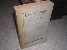 1889.Jean Barbier missionnaire au Kouang-Si / Grangeon.Chine.Bon ex.non coupé