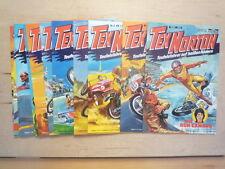 Tex Norton  Bastei  Nummernbereich  1 - 22 zur Auswahl