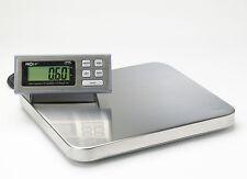 LARGE Digital 181Kg 400lb Heavy Duty Postal Parcel Shipping Platform Scales
