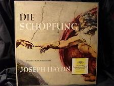 J. Haydn - Die Schöpfung / Markevitch    2 LP-Box