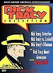 Dick Tracy Collection (DVD, 1999, 2-Disc Set) Brand New, Sealed, RARE