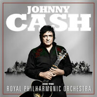 Johnny Cash - Johnny Cash and the Royal Philharmonic Orchestra [New Vinyl LP] 15