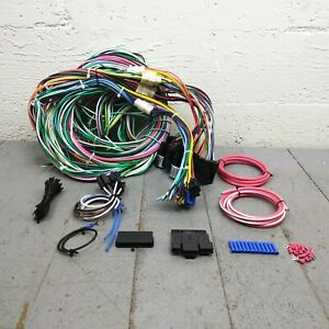 1978 - 1986 BMW 7 Series E23 Wire Harness Upgrade Kit fits painless complete new