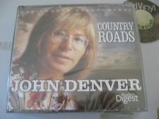 3 CD Box JOHN DENVER Country Roads 2009 Germany Readers Digest SEALED