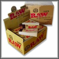 Brand New RAW Rolling Paper Roach Chlorine Free Filter tips / Roach Book