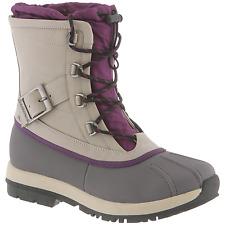 Women's Bearpaw Nelly Waterproof Boot Gray Size 6 #UT467-1083