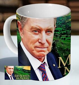 Midsomer Murders John Nettles Ceramic Coffee Mug - Cup