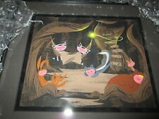 Amanda Visell lowbrow Disney Peter Pan Lost Boys painting