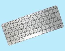 Org. DE Tastatur für HP Mini 210-2100 21xx Series -Silber Version-